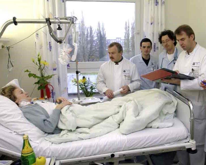 Химиотерапия при раке поджелудочной железы