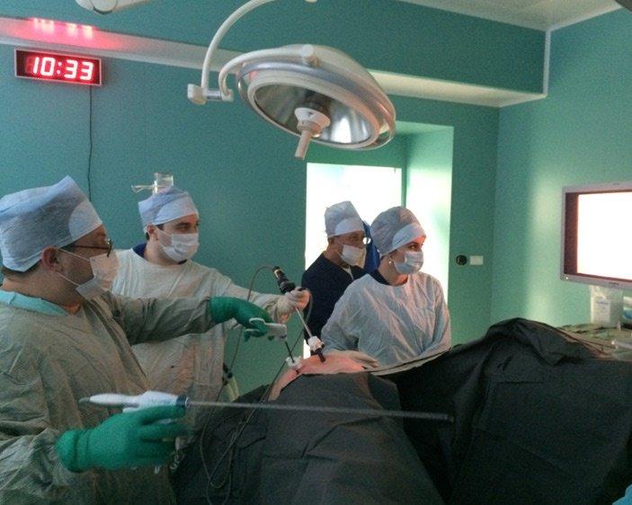 операция рака прямой кишки